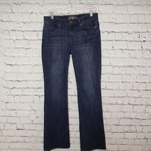 Lucky Brand Jeans Dark Wash Lolita Boot Cut Denim